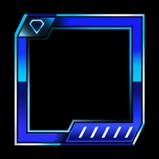Season 14 - Diamond avatar border icon