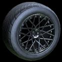 Tunica wheel icon black