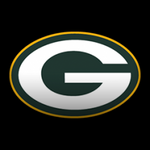 Green Bay Packers decal icon