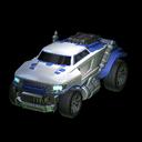 Road Hog body icon cobalt