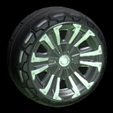 Thread-X2 wheel icon titanium white