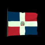Dominican Republic antenna icon