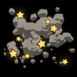 Toon Smoke rocket boost icon