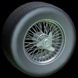 007's Aston Martin DB5 wheel icon