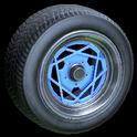 Falco wheel icon cobalt