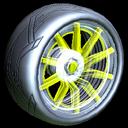 Revenant wheel icon saffron
