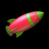 Rocket antenna icon