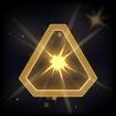 Season 2 Gold rocket boost icon