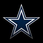 Dallas Cowboys decal icon