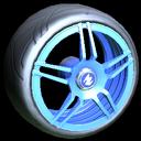 Gaiden wheel icon cobalt