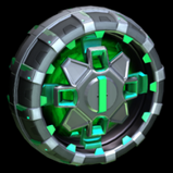 Collateral wheel icon