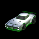 Dominus body icon forest green