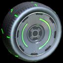 Jayvyn wheel icon forest green