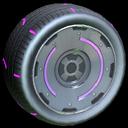 Jayvyn wheel icon purple