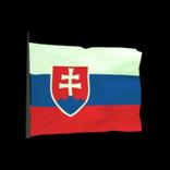 Slovakia antenna icon