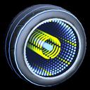 Infinium wheel icon cobalt