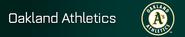 Oakland Athletics player banner icon