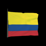 Colombia antenna icon