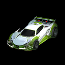 Guardian body icon lime