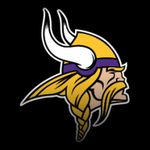 Minnesota Vikings decal icon