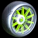 Revenant wheel icon lime