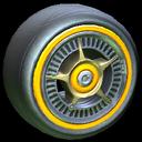 SLK wheel icon orange