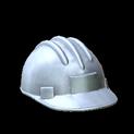 Hard hat topper icon grey