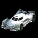 Centio V17 body icon titanium white