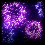 Fireworks goal explosion icon
