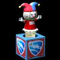 Jack-in-the-Box topper icon crimson