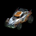 Outlaw GXT body icon orange