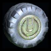 Puma wheel icon