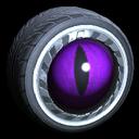 Grimalkin wheel icon purple