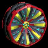 Grappler wheel icon