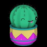 Cactus Cutie topper icon