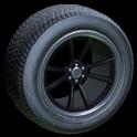 OEM wheel icon black