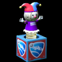 Jack-in-the-Box topper icon purple