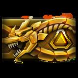 Season 5 - Gold (Dragon) player banner icon