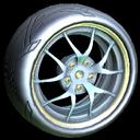 Nipper wheel icon grey