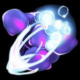 Cloudburst III rocket boost icon