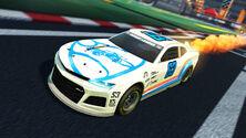 NASCAR Chevrolet Camaro ZL1 body image