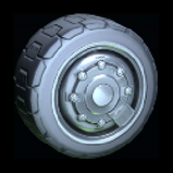 Armadillo wheel icon