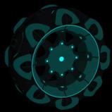 Flim-Flam Inverted wheel icon