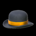 Bowler topper icon orange