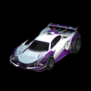 Guardian body icon purple