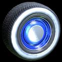 Ratrod wheel icon cobalt
