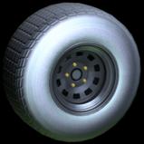 The Dark Knight's Tumbler wheel icon