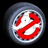 Ghostbuster wheel icon