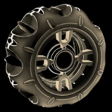 Spanner Inverted wheel icon
