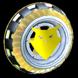 Usurper Holographic Dignitas wheel icon